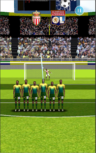 Click Soccer Champions League- screenshot thumbnail