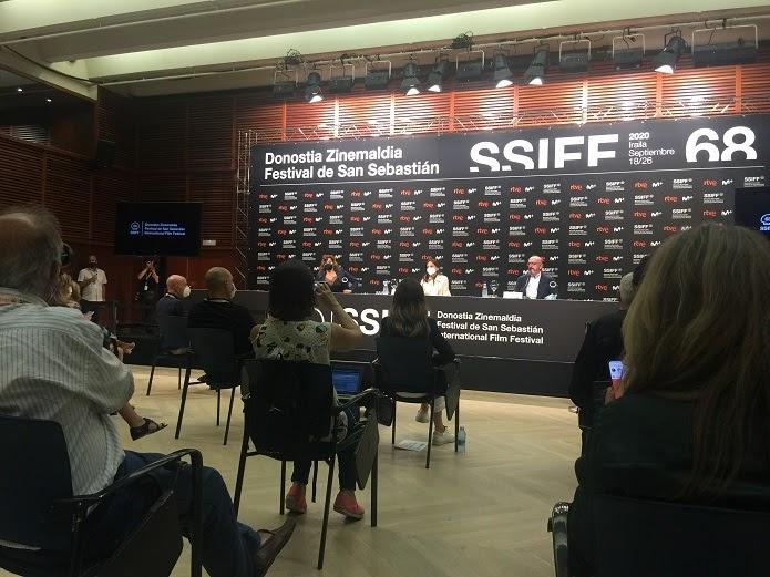 Primera jornada de San Sebastián 2020
