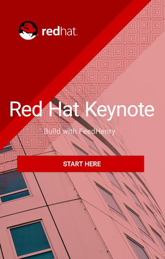Red Hat Summit Keynote