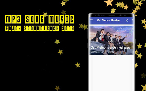 Ost Meteor Garden Soundtrack Mp3 Apk App Free Download For Android