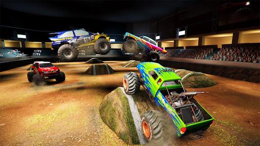 Monster Truck Derby Destruction Simulator 2020 modavailable screenshots 5