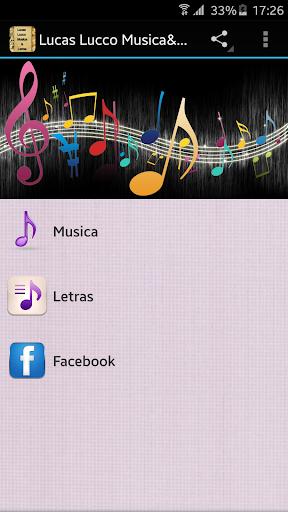 Lucas Lucco Musica Letras