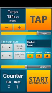 Metronome, Tuner & Piano screenshot 1