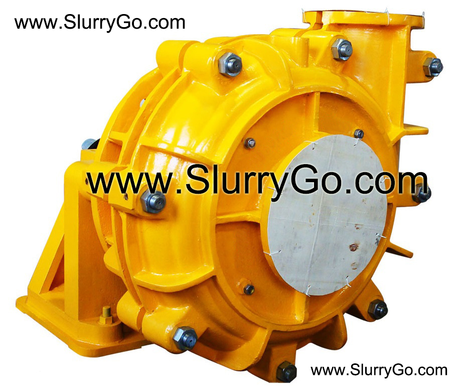 SlurryGo Slurry Pumps(Replacement Warman Pumps Parts)