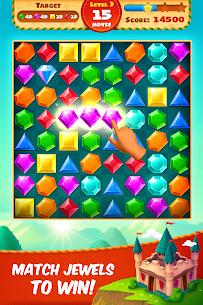 Jewel Empire : Quest & Match 3 Puzzle 3.1.22 Mod APK Latest Version 1