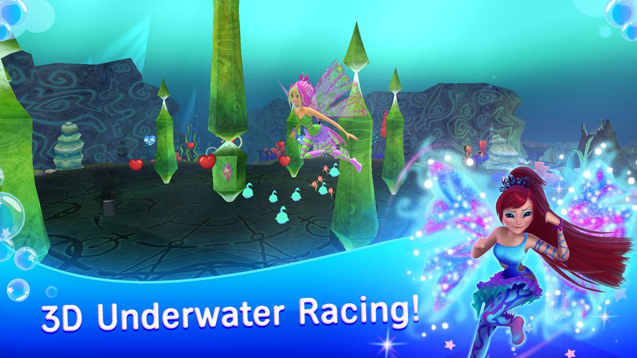 Winx Sirenix Power- screenshot