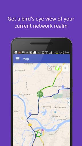 Network Map - GIS 6.4 screenshots 1
