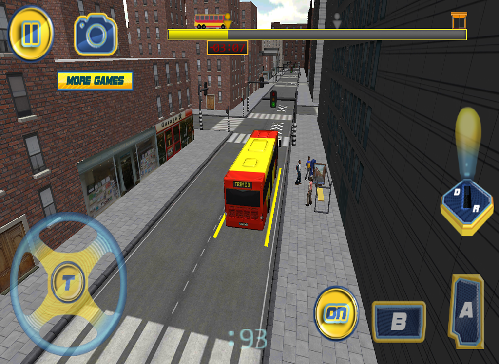 Free Download Bus Driving Games For Windows 7 8 10 XP Vista Full