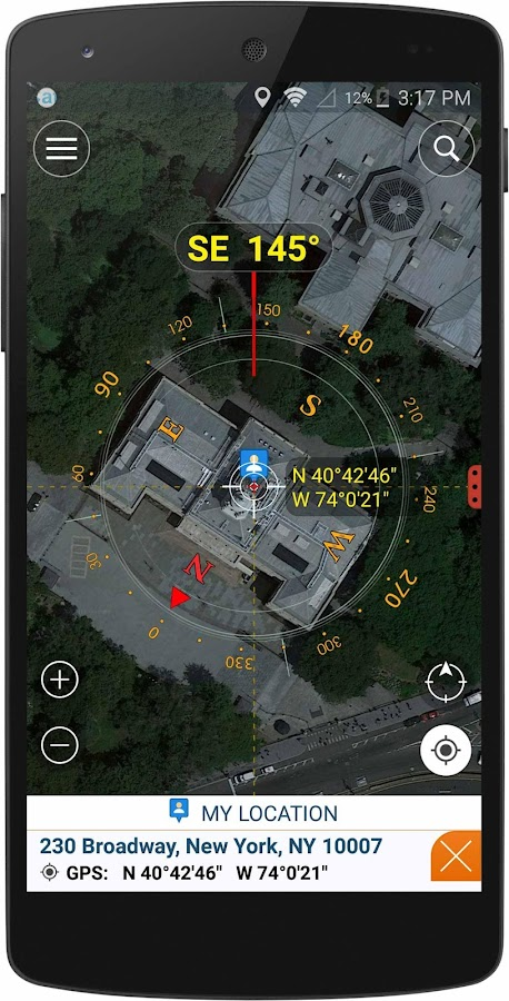 compass application for social services