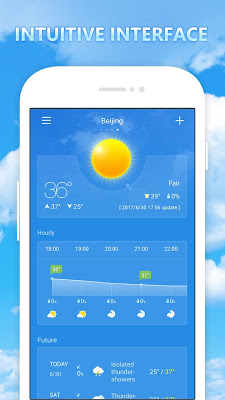Weather - screenshot
