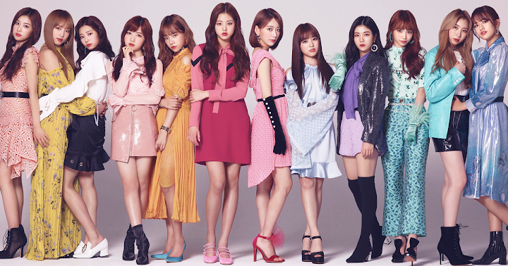 IZ*ONE Will Make Their First Comeback in April - Koreaboo