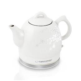 Ceainic electric ALAMERE 1.2 litri, invelis ceramic