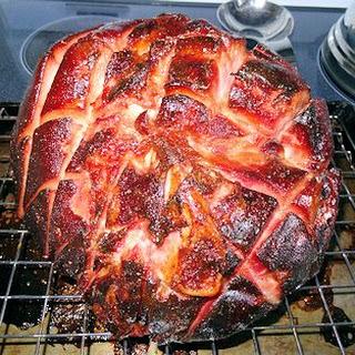 Orange Ham Glaze.