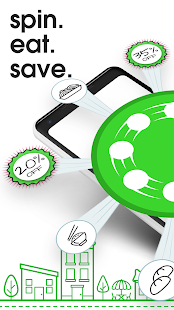 Spotluck – Spin. Eat. Save.- screenshot thumbnail