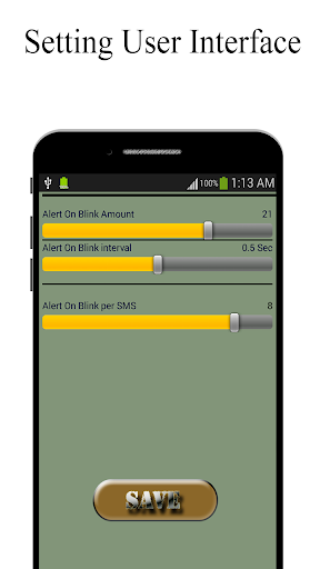 閃光警報呼叫和SMS|玩工具App免費|玩APPs
