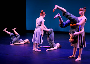 Photo: To the End Choreography: Denise Purvis Dancers: Cameo Coburn, Chandler Hall, Erin Hulse, Kaitlyn Katter and Alexandria Wall Photo by: Brian Passey