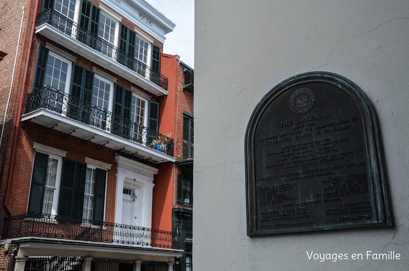 french quarter - the arsenal