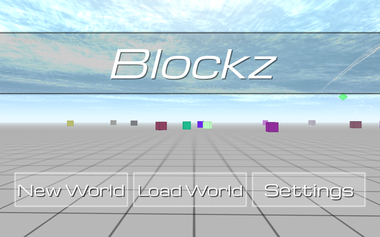 Blockz- screenshot