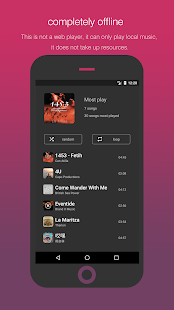Smart Player Pro - Smartest music player Screenshot