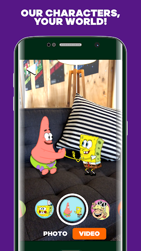 Download SCREENS UP by Nickelodeon MOD APK 3