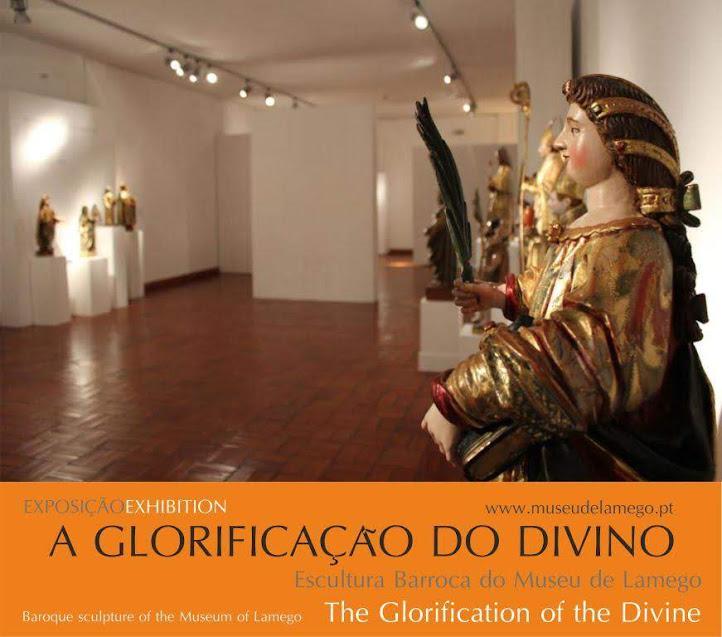 """""""A Glorificação do Divino"""" prolongada até finais de julho - Museu de Lamego"""