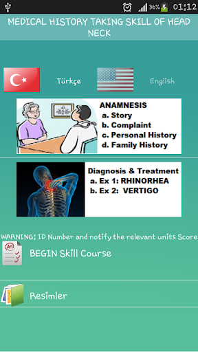 Anamnesis for Medical Students