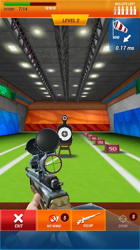 Rifle Shooting Simulator 3D - Shooting Range Game 1.0.10 screenshots hack proof 2