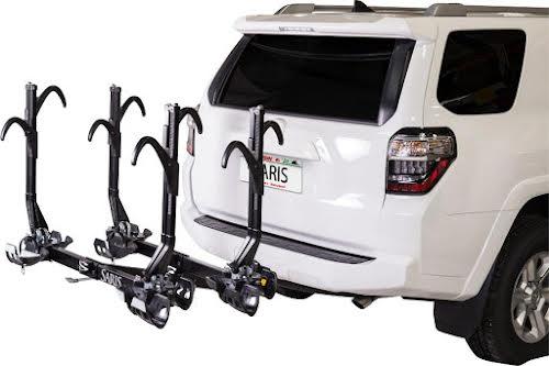 Saris SuperClamp EX Hitch Rack: 4 Bike