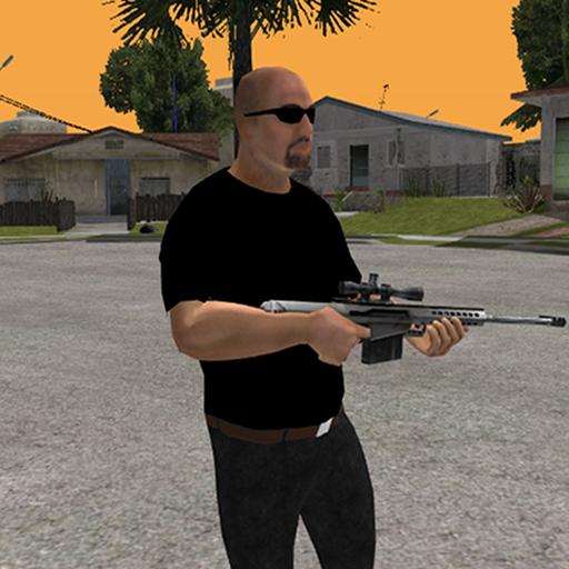 Grand Rifleman in San Andreas