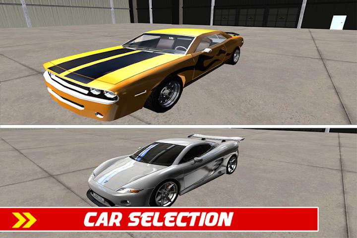 android Crazy Car Stunts Simulator Screenshot 1