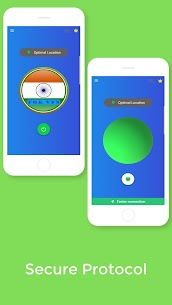 INDIA VPN –  Free VPN Proxy & Wi-Fi Security App Download For Android 3