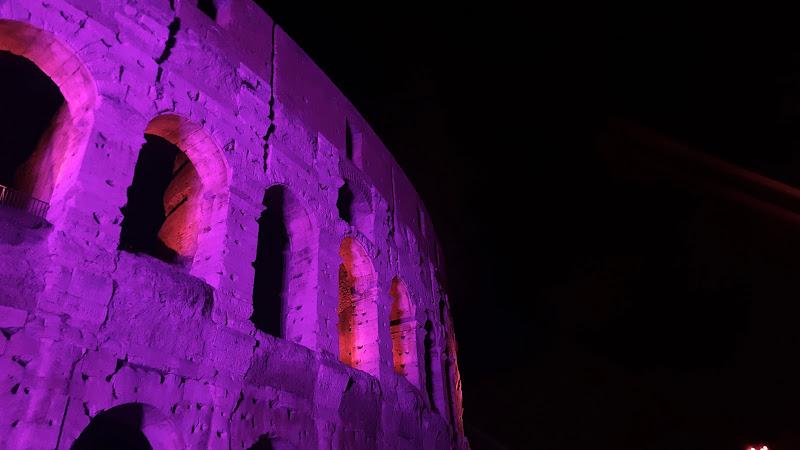 Pink Colosseo di Elda