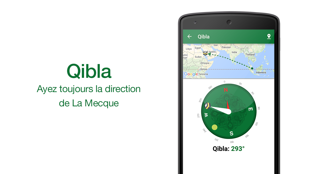 Muslim pro horaire de pri re adhan coran qibla applications android sur - Horaire de priere gennevilliers ...