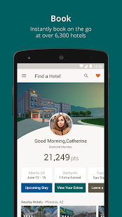 Choice Hotels Screenshot Thumbnail