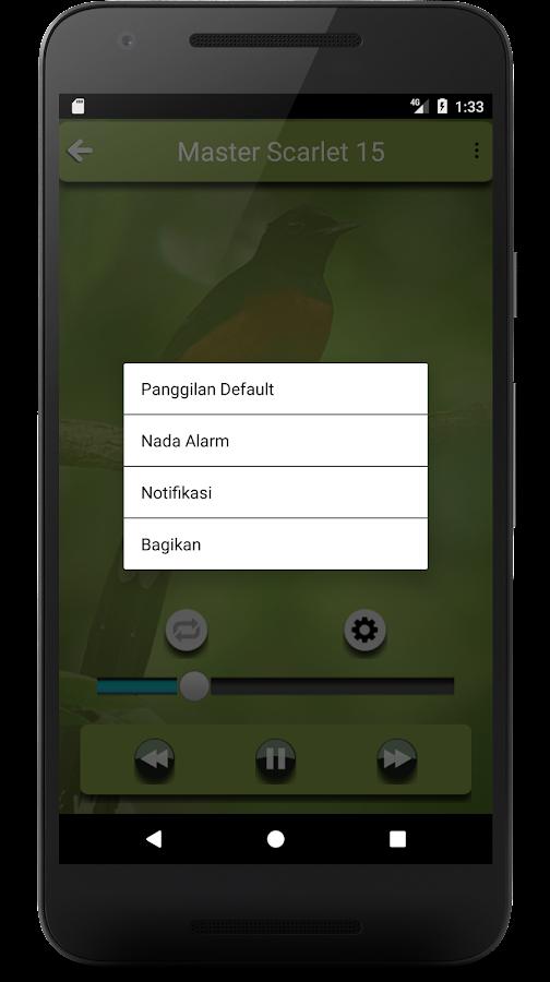 Kicau Scarlet Tanager Lengkap - Apl Android di Google Play