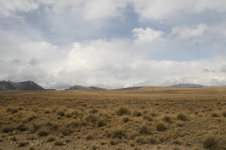 Photo: Das Huayana Potosi Gebirge
