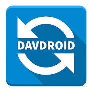 Managed DAVdroid - CalDAV/CardDAV f. Organizations APK icon