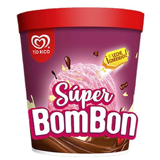 helado tio rico super bombon 700ml