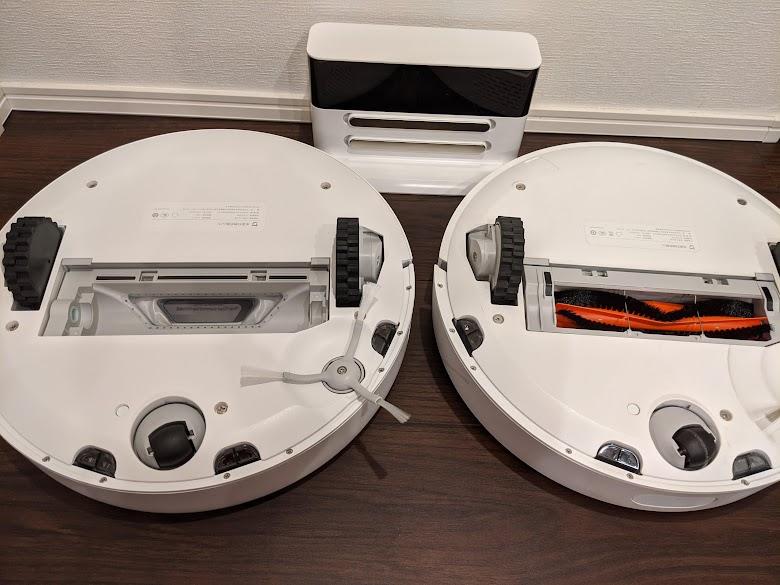 Mi Vacuum 1Sメインブラシ互換