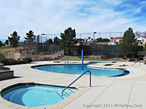 Photo: Pool and spa - Pinnacle Center