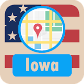USA Iowa Maps