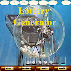 Lottery Game Lotto Number Generator icon
