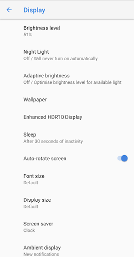 HDR Service for Nokia 7.1 8.0010.16 screenshots 2