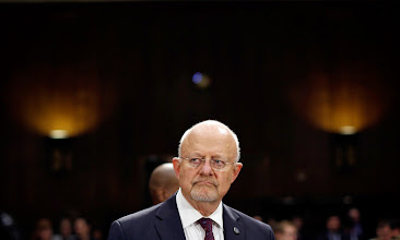 Photo: WASHINGTON, DC - APRIL 18:  Director of National Intelligence James Clapper testifies before the Senate Armed Services Committee April 18, 2013 in Washington, DC. The committee heard testimony on worldwide threats faced by the country.  (Photo by Win McNamee/Getty Images)