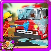 Fire Truck Wash Salon & Repair