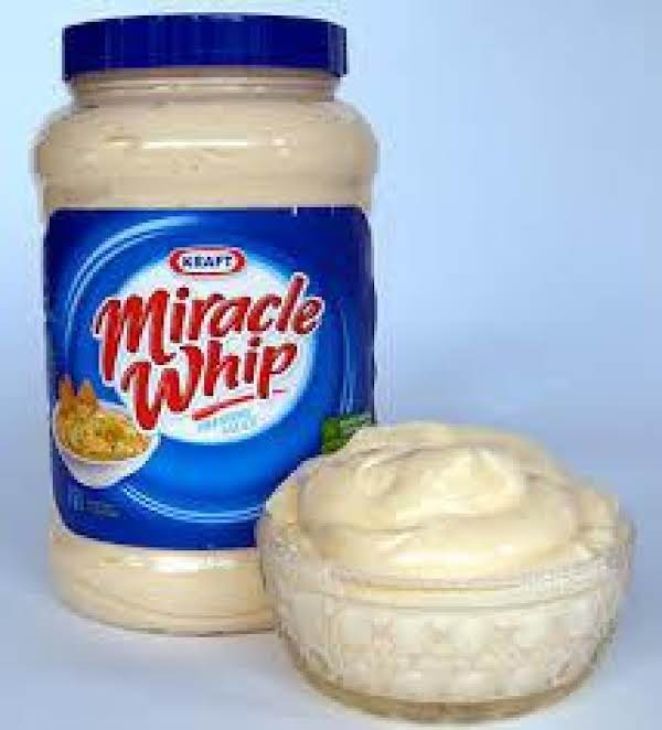 homemade miracle whip recipe just a pinch recipes. Black Bedroom Furniture Sets. Home Design Ideas
