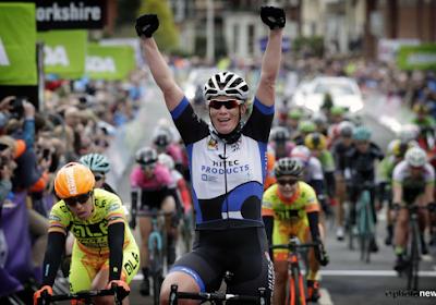 A 36 ans, Kirsten Wild gagne encore une étape du Healthy Ageing Tour