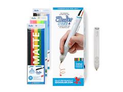 3Doodler Create+ Essentials 3D Printing Pen Set - Quartz Grey