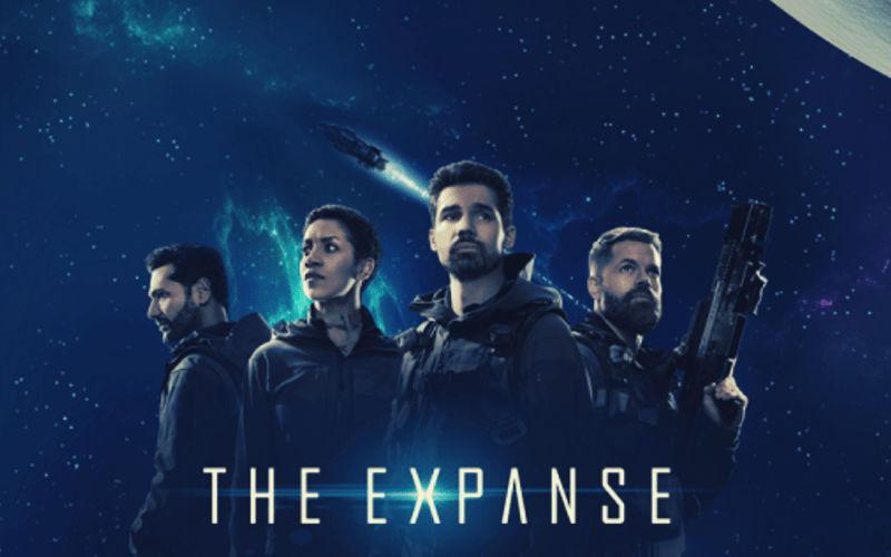 The Expanse Season 4 poster new web series list
