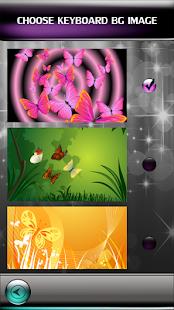 Butterfly Keyboards - náhled